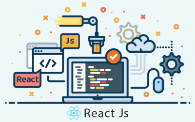 Learn React Js, Professional Training Course with Internship